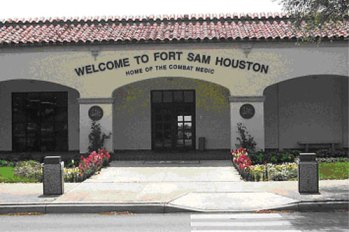 Fort Sam Houston Here I Come  Doris Rivas-Brekke Shining Service Worldwide